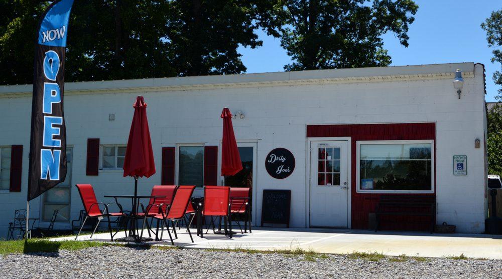 Dirty Joe's North: 1829 N Bridge St, Elkin, NC