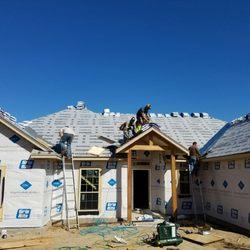 Photo Of Ku0026K Roofing U0026 Construction   Granbury, TX, United States.  Residential Roof
