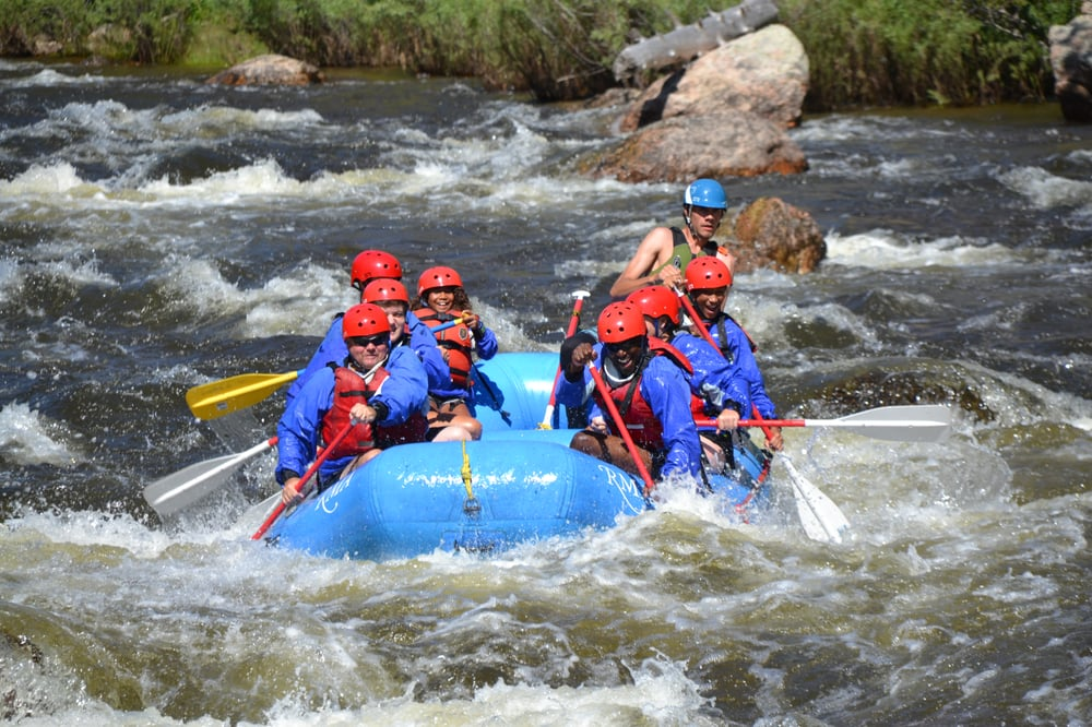 Rocky Mountain Adventures: 1117 N US Hwy 287, Fort Collins, CO