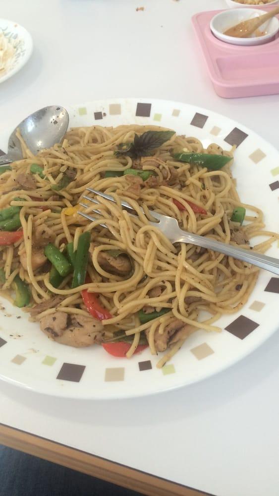 Thai Garden Restaurant: 200 SW McKinney, Rice, TX