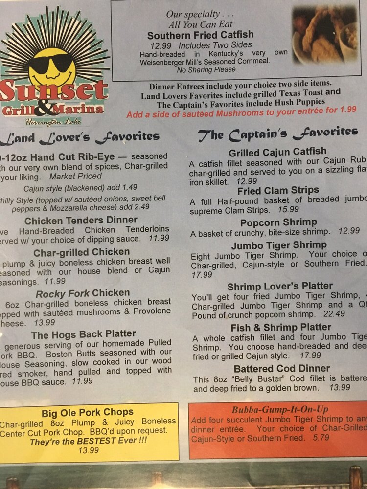 Sunset Grill & Marina: 325 Sunset Lodge Rd, Lancaster, KY