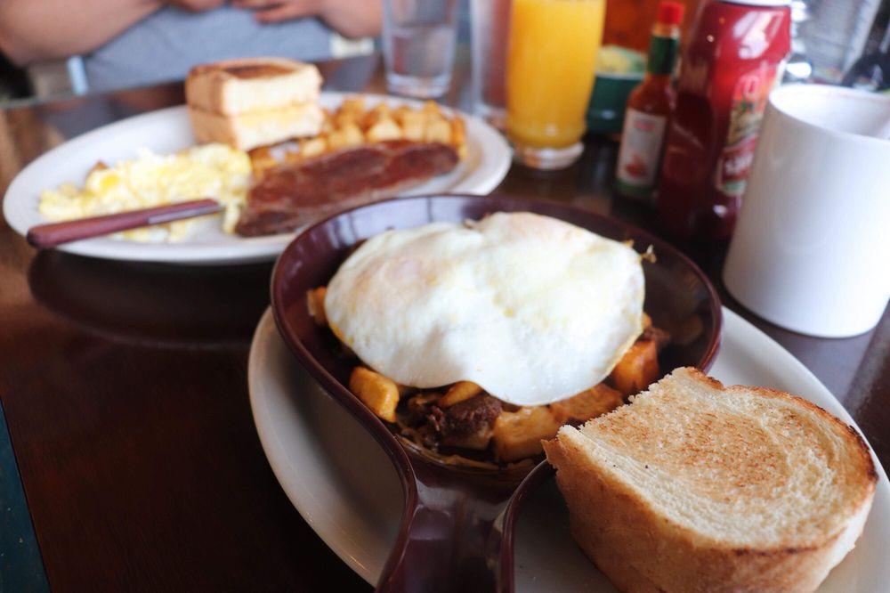 Backwoods Cafe: 913 S 1st St, Yakima, WA