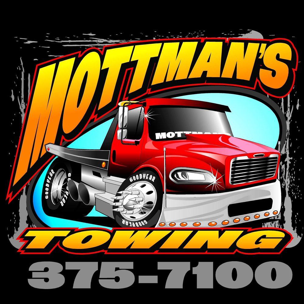 Mottman's Towing: 101 W DuBois Ave, Dubois, PA