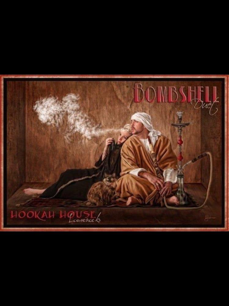 The Hookah House: 730 Massachusetts St, Lawrence, KS