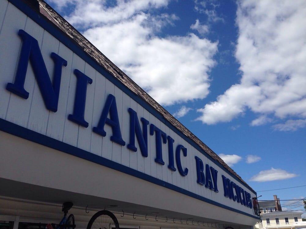 Niantic Bay Bicycles: 8 Methodist St, Niantic, CT