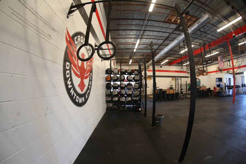 CrossFit Downtown Atlanta and Atl Barbell