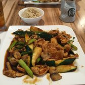 Photo Of Jia Mei Asian Kitchen   Madison, CT, United States. Basil Chicken