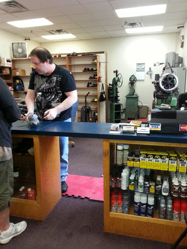 J T Shoe Repair: 5127 W 98th St, Bloomington, MN