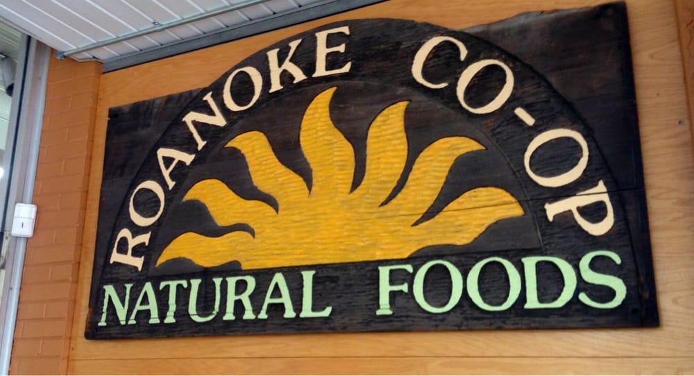 Roanoke Natural Foods Co Op  Grandin Rd Sw Roanoke Va