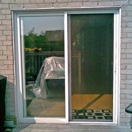 Dreamscreens canada get quote building supplies 1184 for Sliding screen door canada