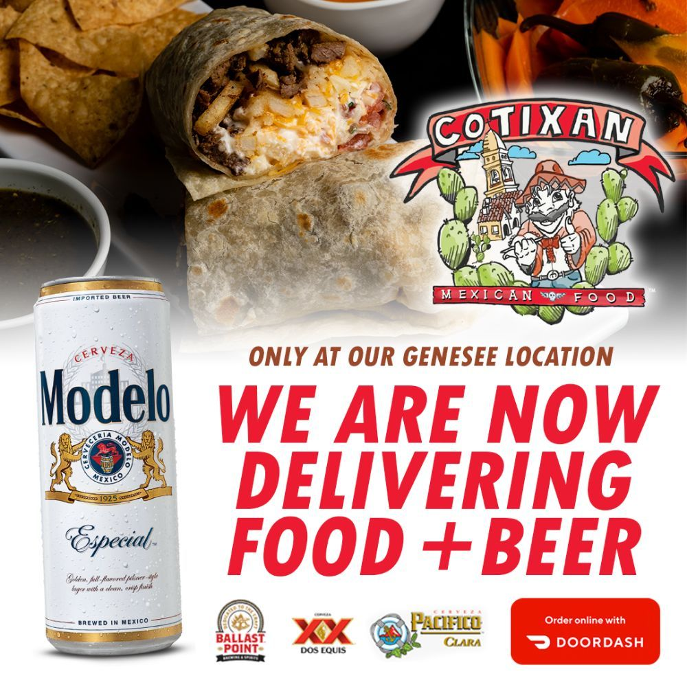Cotixan Mexican Food: 4370 Genesee Ave, San Diego, CA
