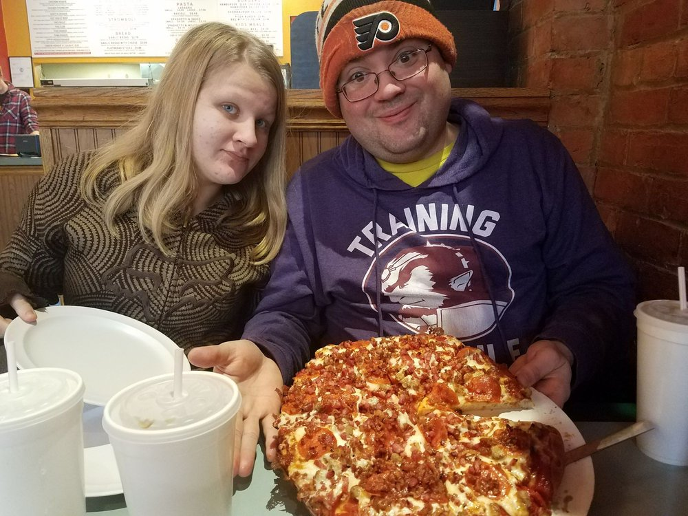 Fessler's Legendary Pizza & Hoagies: 343 Fairfield Ave, Bellevue, KY