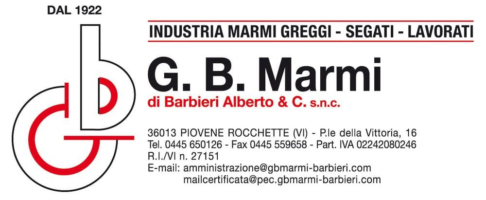 G b marmi di barbieri angelo materiali da costruzione for Materiali da costruzione della casa