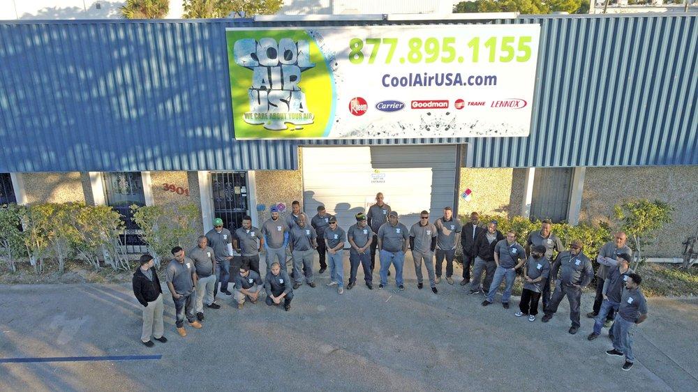 Cool Air USA: 3901 NW 16th St, Lauderhill, FL