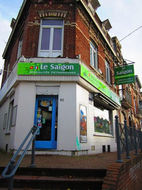 Restaurant Rue De Douai Lille