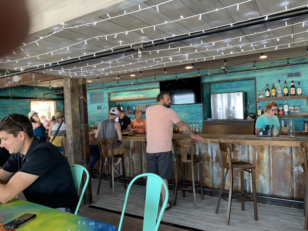 Boardwalk Grill: 725 W Bank Rd, Celina, OH
