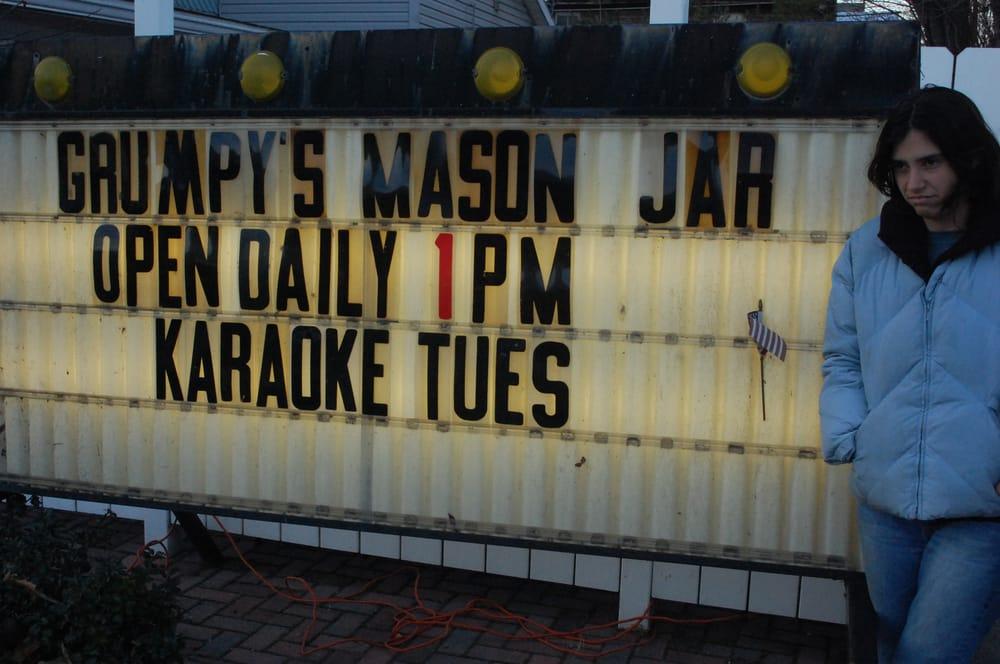 Grumpy's Mason Jar: 101 Front St, Northumberland, PA