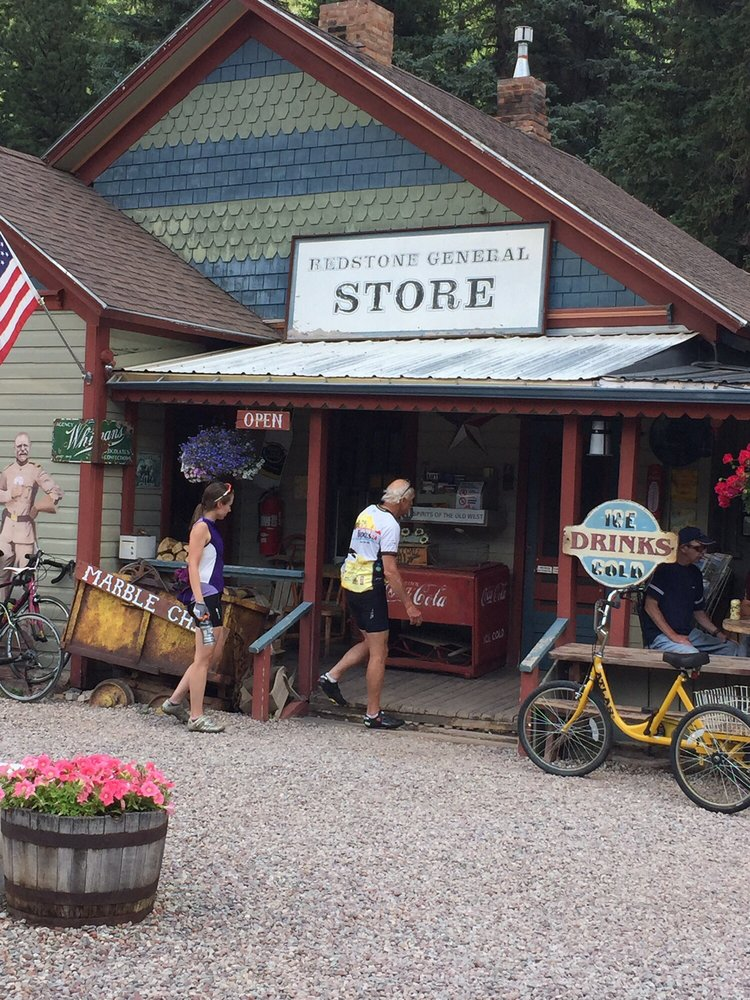 Redstone General Store: 292 Redstone Blvd, Carbondale, CO