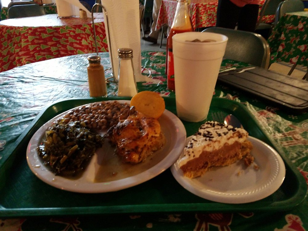 Happy Days Cafe: 525 Front, Sulligent, AL