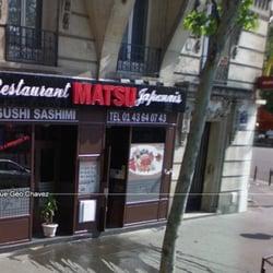 matsu japans 49 rue belgrand gambetta port de. Black Bedroom Furniture Sets. Home Design Ideas