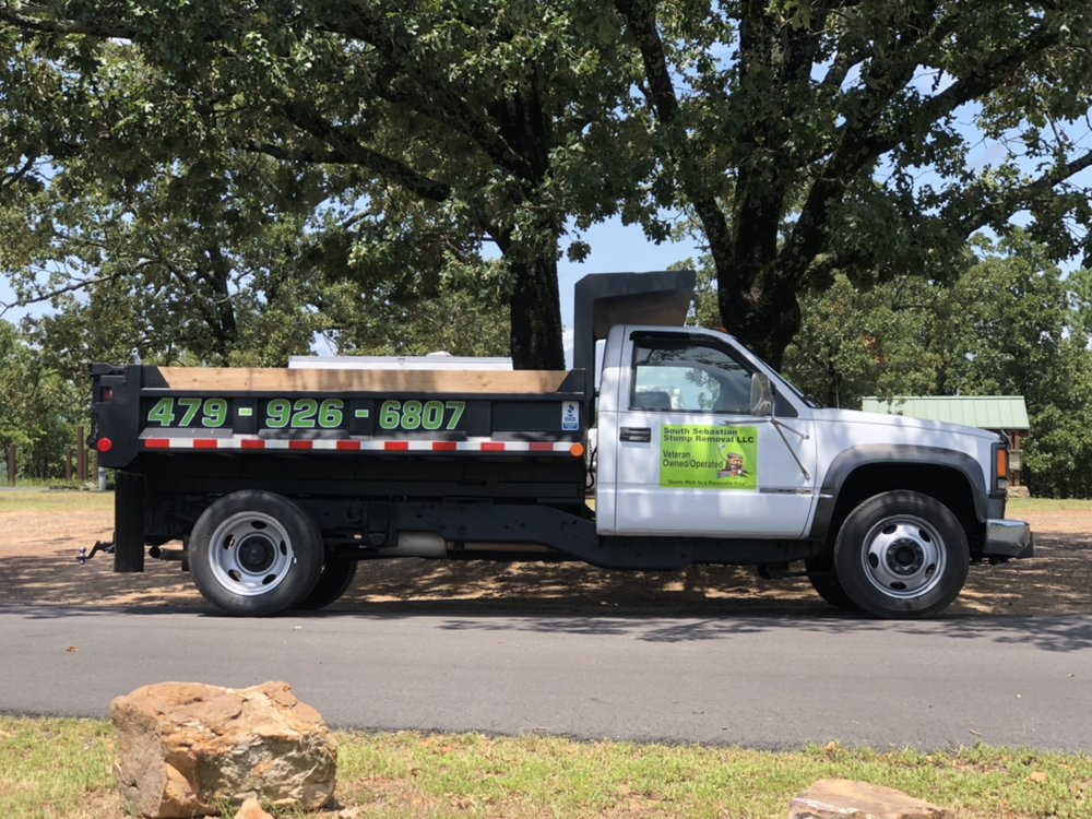 South Sebastian Stump Removal: Greenwood, AR