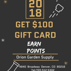 Photo Of Orion Garden Supply   Denver, CO, United States ...