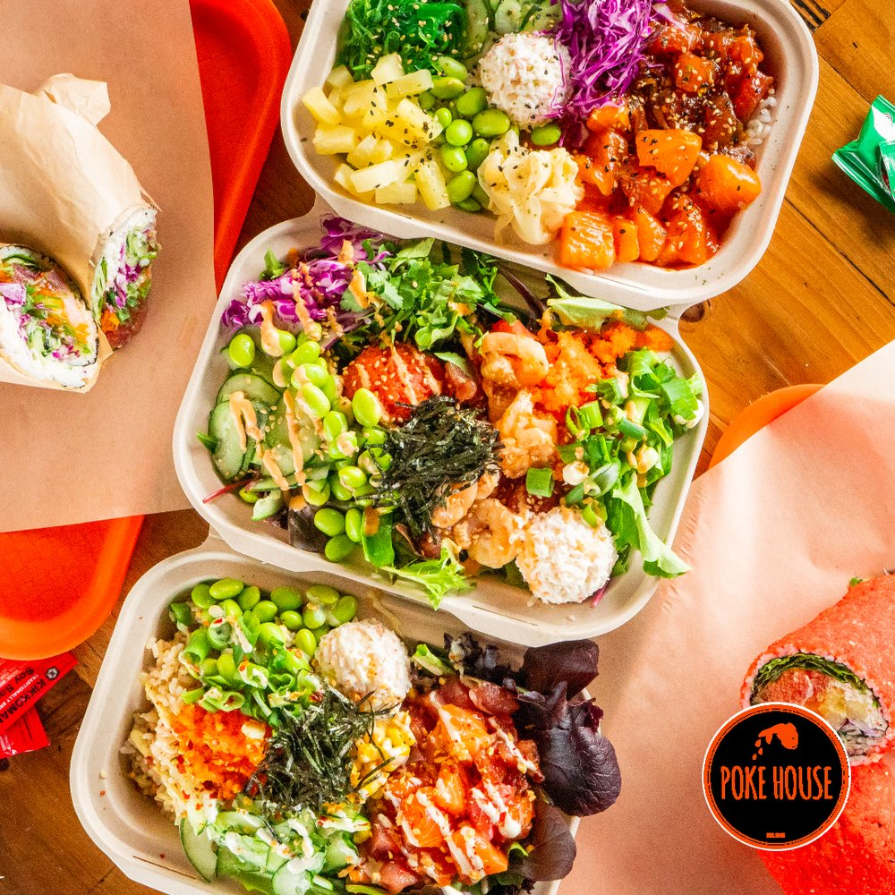 Poke House - West Lake Hills: 3652 Bee Cave Rd, West Lake Hills, TX