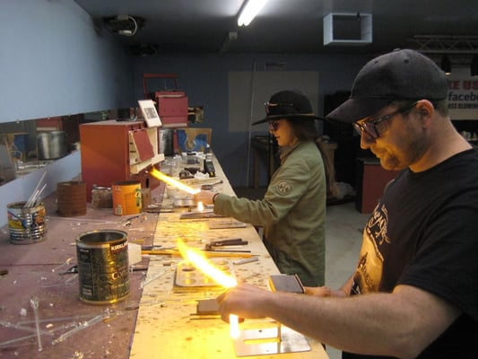 Glass Blowing Classes NYC, New York | CourseHorse