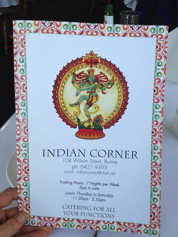 Indian Restaurant Burnie