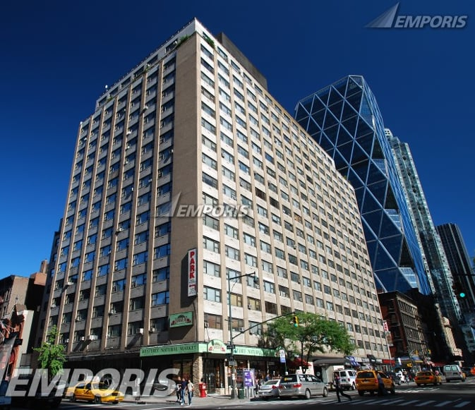 Apartment Buildings In Manhattan: The Westerly Apartments