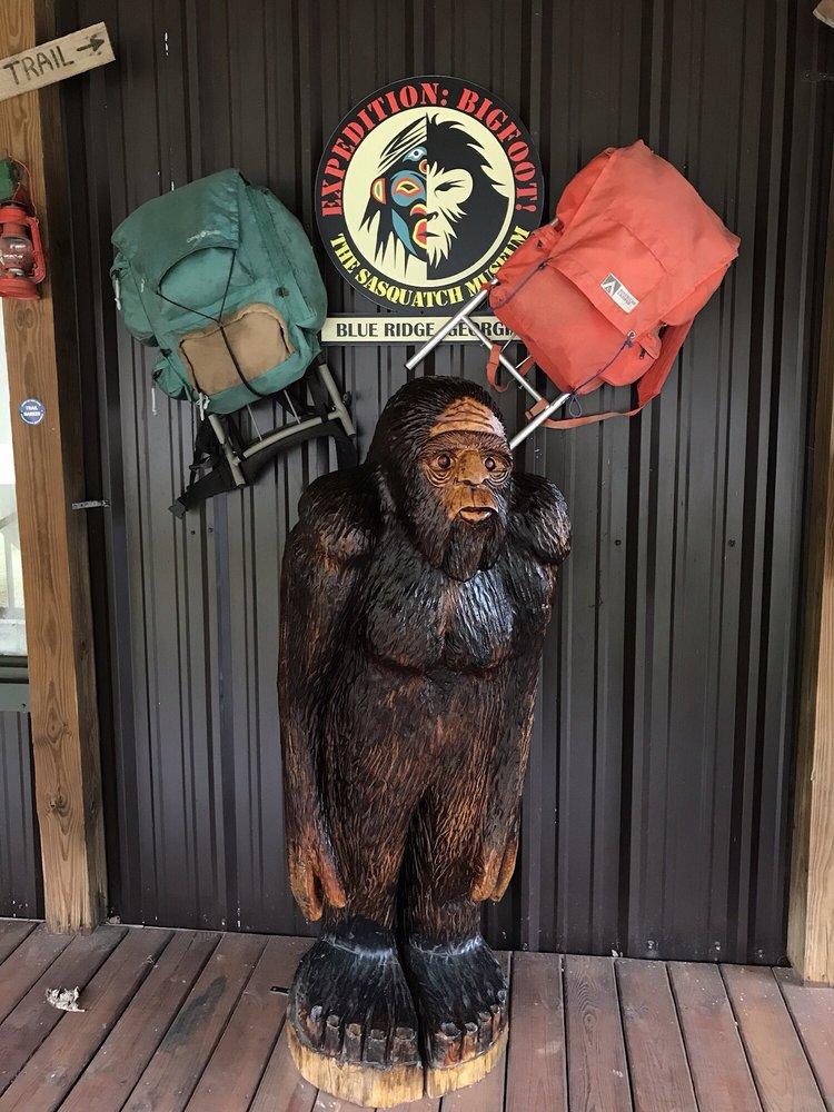 Expedition Bigfoot: 1934 Hwy 515 S, Blue Ridge, GA