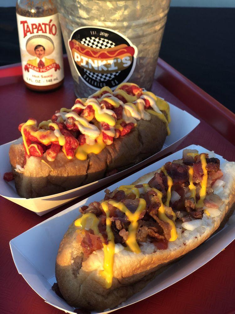 Pinki's Hot Dogs: 1074 E Cole Blvd, Calexico, CA