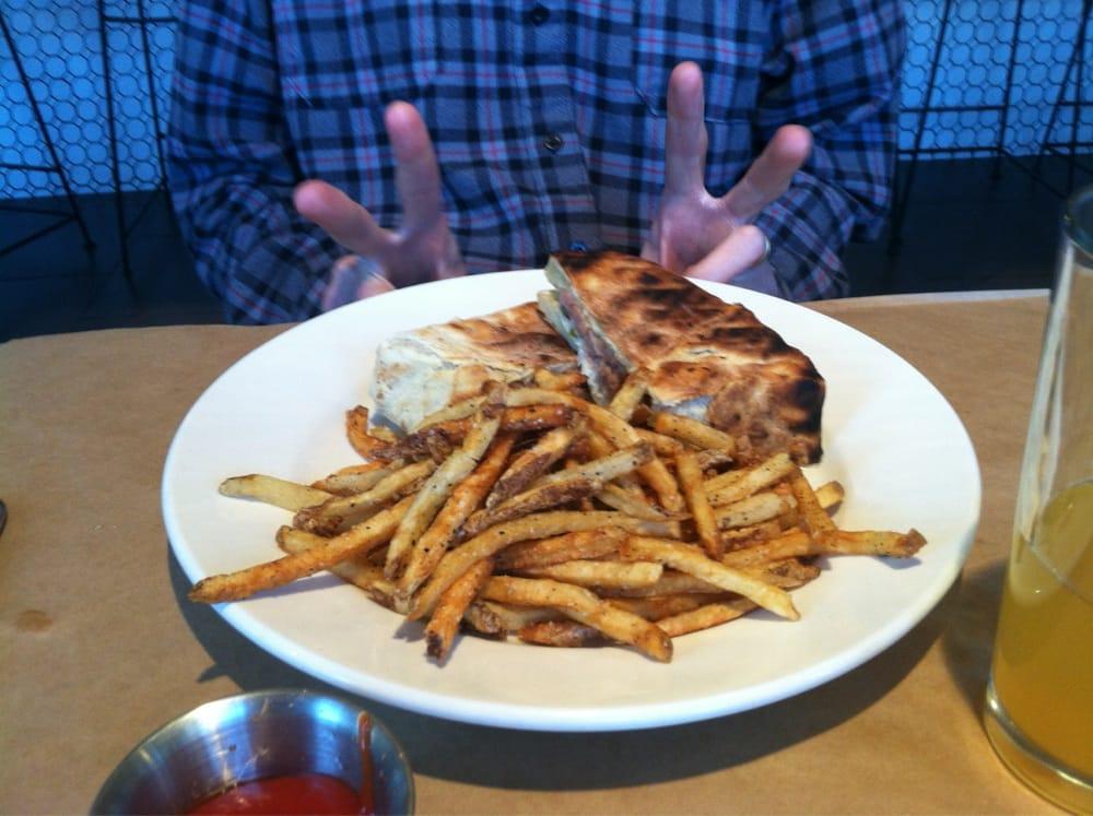 Roasted pork flatbread yelp for 707 foodbar grand junction