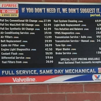 express oil change tire engineers  reviews oil change stations  washington