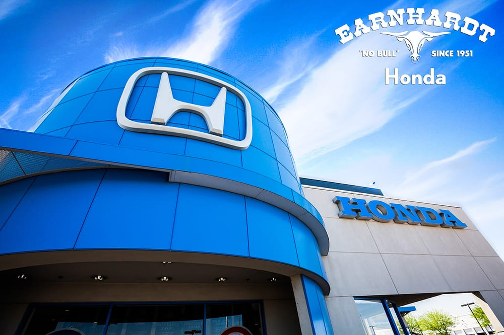 Honda Dealership Az >> Earnhardt Honda 66 Photos 208 Reviews Auto Repair