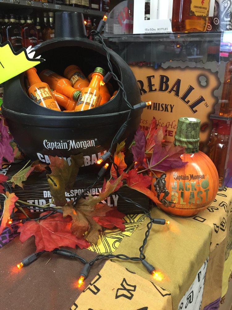 Dursos Liquor Store: 48 Columbia St, Cohoes, NY