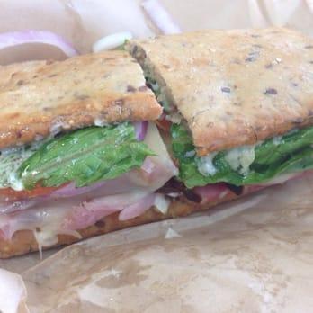 Honey Baked Ham Turkey Salad Sandwich Recipe Dandk Organizer