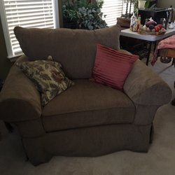 Photo Of Stanislaus Custom Upholstery   Modesto, CA, United States. This  The Before