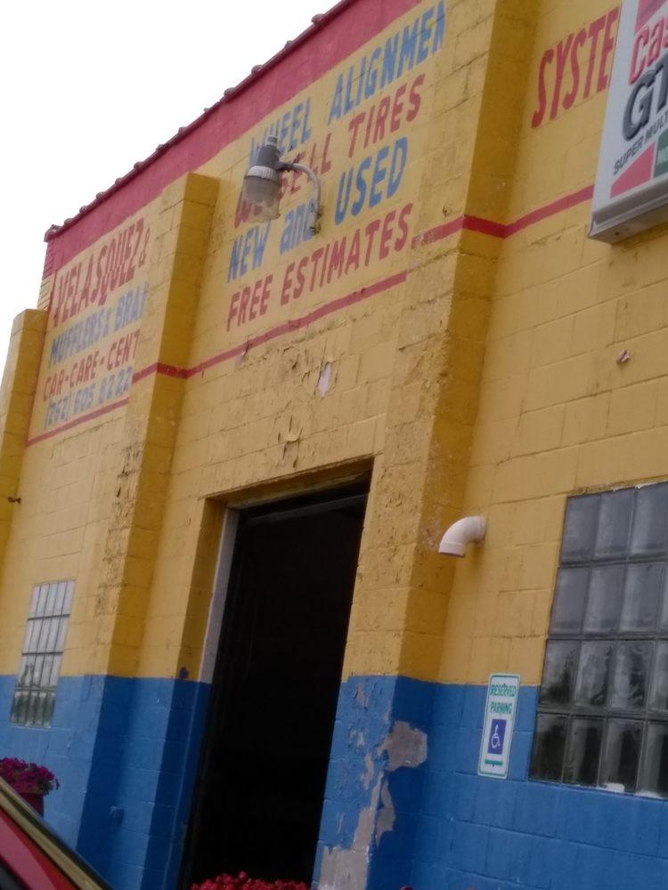 Velasquez & Sons Mufflers and Brakes - Auto Repair - 3115