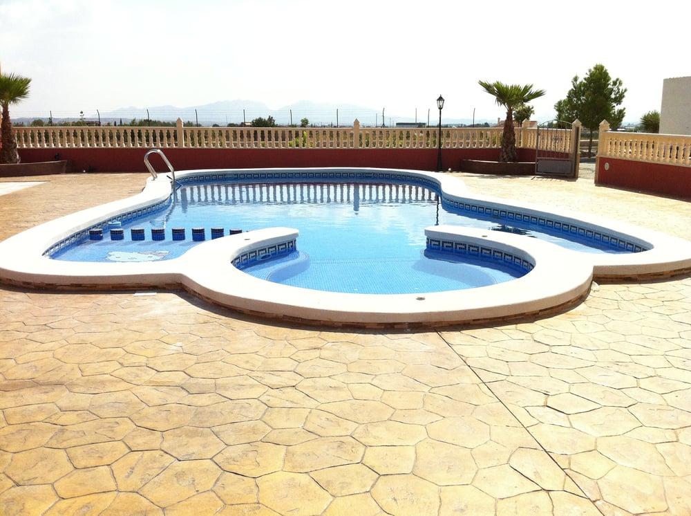 Piscina de obra precios perfect piscinas de obra buen precio with piscina de obra precios - Precio construir piscina ...