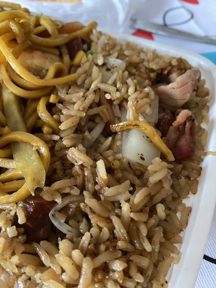 Food from Chinatown Kitchen