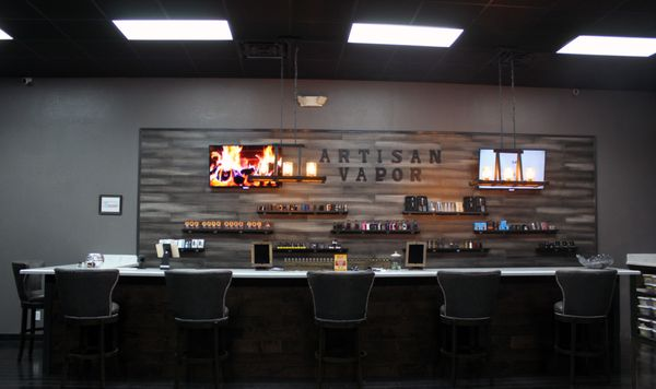 Artisan Vapor Weatherford 2529 S Main St Weatherford, TX