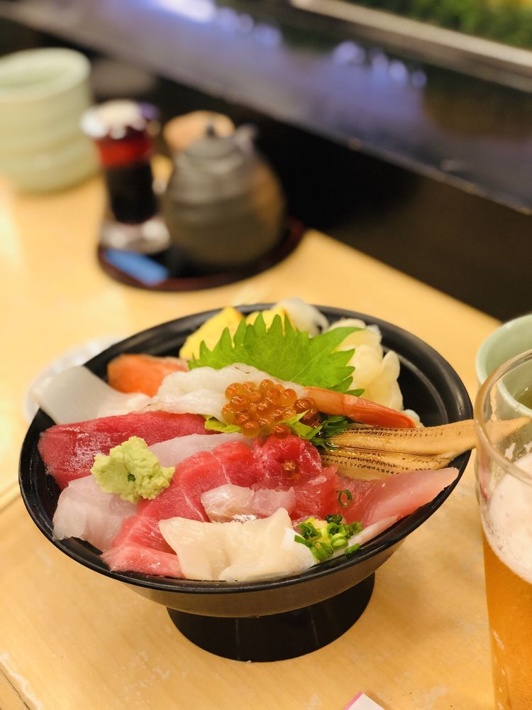 Sushizanmai Shinbashi
