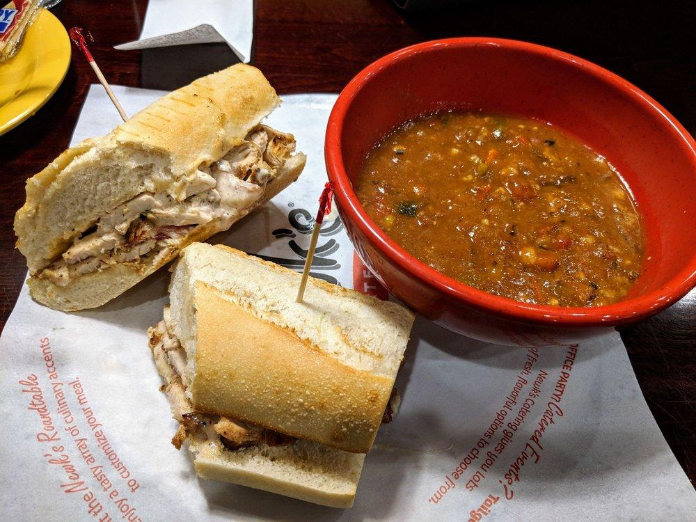 Newk's Eatery: 11112 San Jose Blvd, Jacksonville, FL