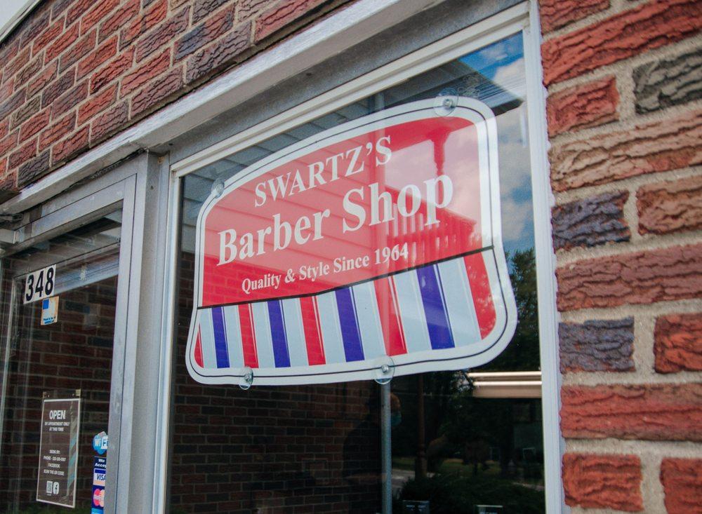 Swartz's Barber Shop: 348 Bedford Rd SE, Brookfield, OH