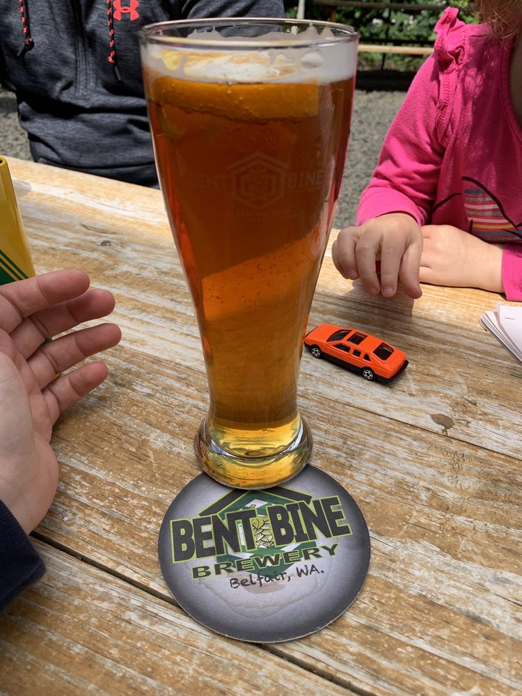 Bent Bine Brewery: 23297 WA-3, Belfair, WA