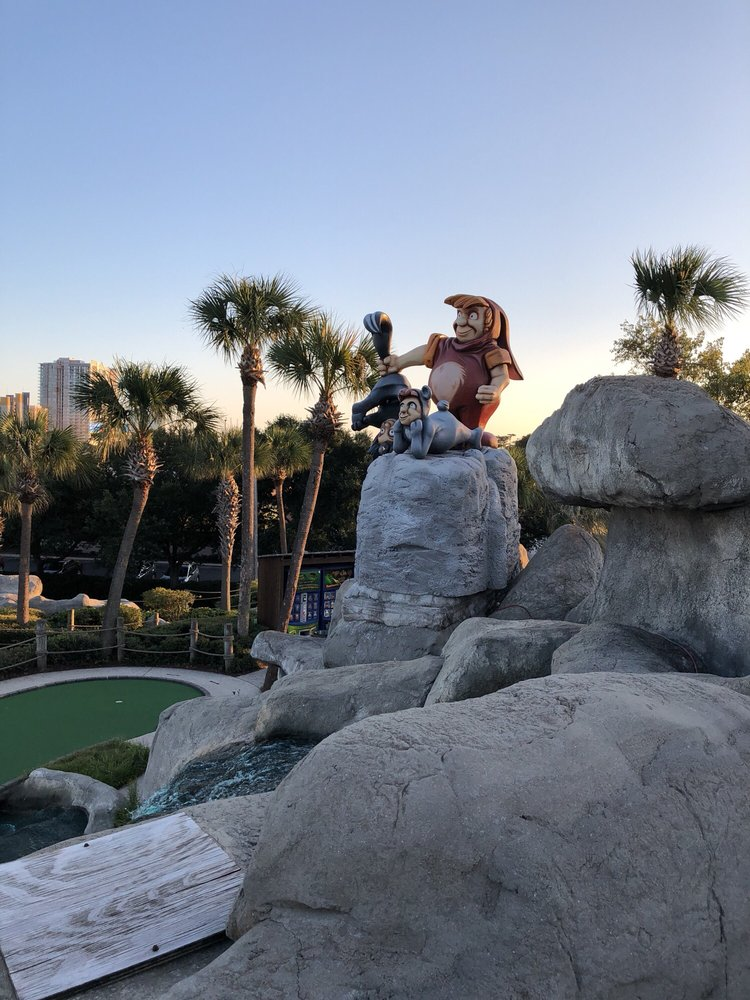 Capt Hook's Adventure Golf