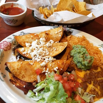 Photo Of Rio Blanco Family Mexican Restaurant Auburn Wa United States Tacos