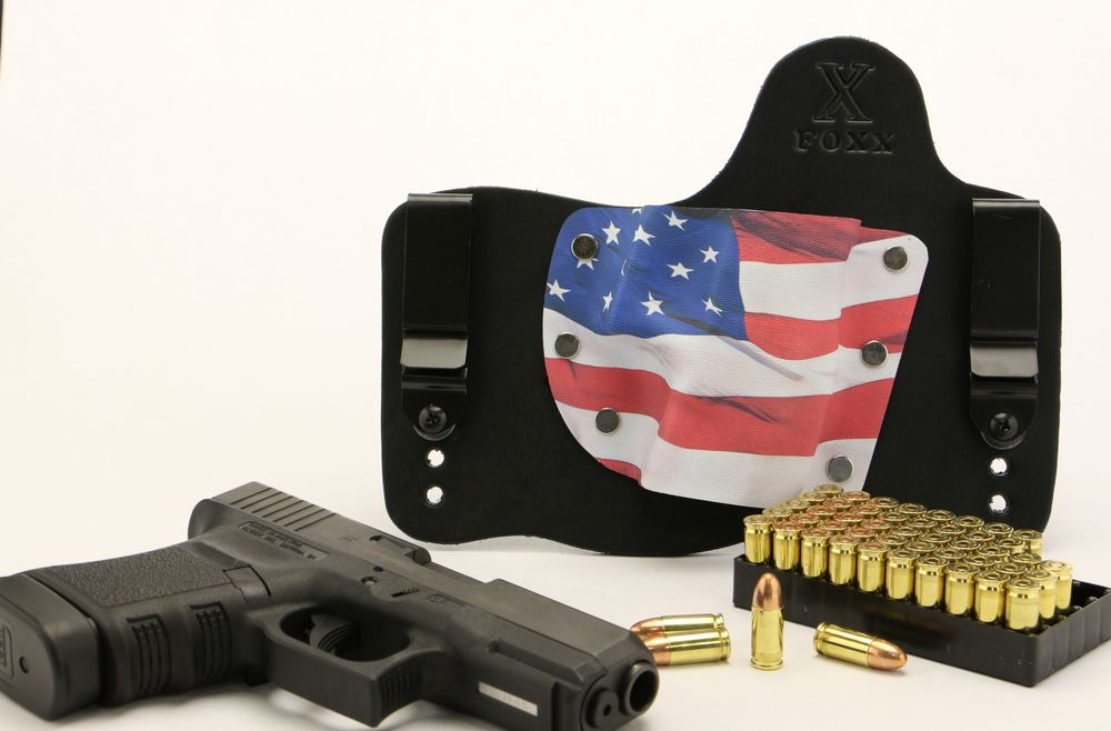 Foxx Holsters: 6350 Sterling Dr N, Sterling Heights, MI