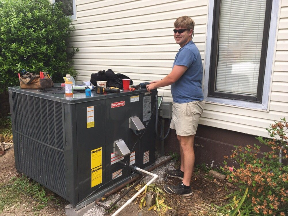 Yearwood Heating And Air: 1535 Wolf Pack Dr, Collierville, TN